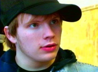 若かりし頃のPatrick Stump (Fall Out Boy)